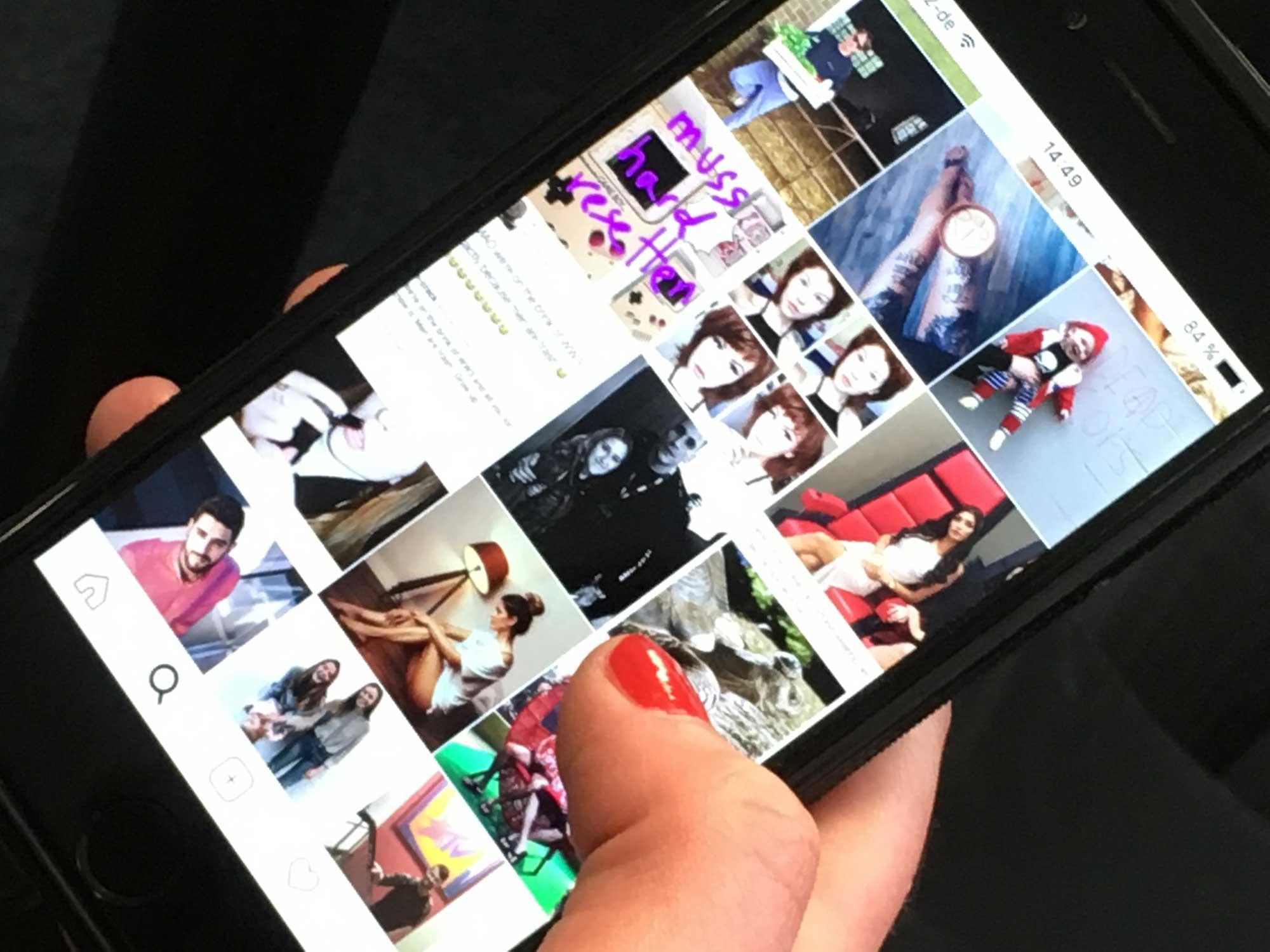 Workshop: Sag Es Mit Bildern – Storytelling über Instagram (15.06.2017, 10 Uhr)