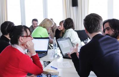 Diskussion im Zertifikatskurs