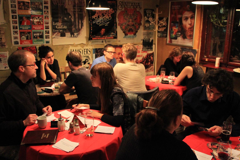 News Berliner Musiker Treff