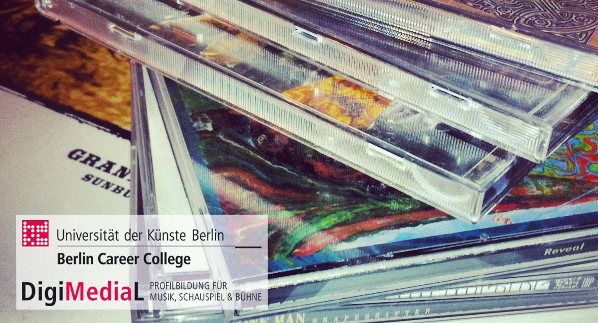 Workshop: Musik Veröffentlichen – Ein Guide Für Das Album-Release (16.06.2016)
