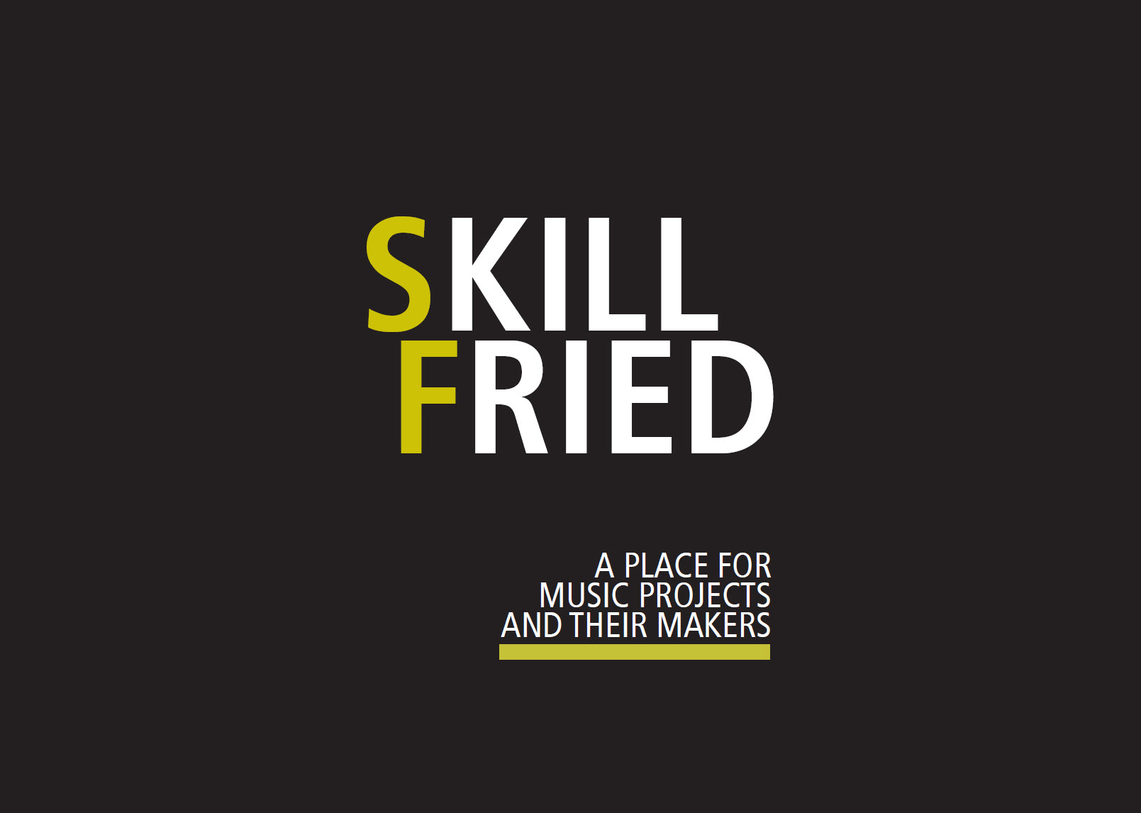 SKILLFRIED Cover